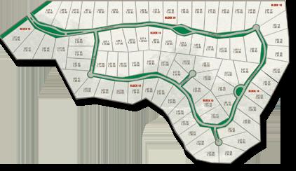 Rockwall Ranch Map