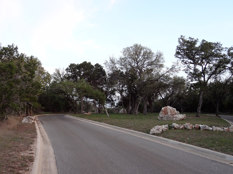 rockwall ranch paved roads